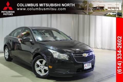 2012 Chevrolet Cruze for sale at Auto Center of Columbus - Columbus Mitsubishi North in Columbus OH