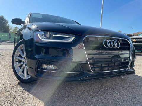 2016 Audi A4 for sale at Boktor Motors in Las Vegas NV