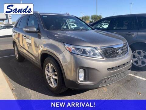 2014 Kia Sorento for sale at Sands Chevrolet in Surprise AZ