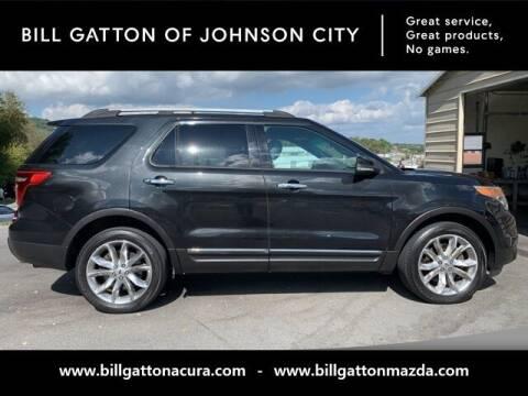 2013 Ford Explorer for sale at Bill Gatton Used Cars - BILL GATTON ACURA MAZDA in Johnson City TN