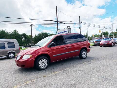 2007 Chrysler Town and Country for sale at New Wave Auto of Vineland in Vineland NJ