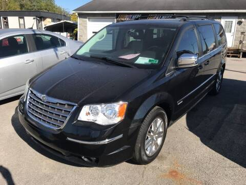 2010 Chrysler Town and Country for sale at RACEN AUTO SALES LLC in Buckhannon WV