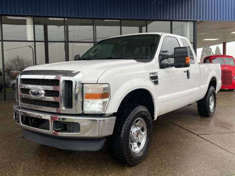 2008 Ford F-250 Super Duty for sale at South Commercial Auto Sales in Salem OR