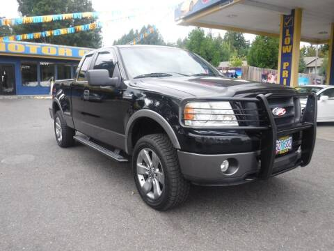 2006 Ford F-150 for sale at Brooks Motor Company, Inc in Milwaukie OR