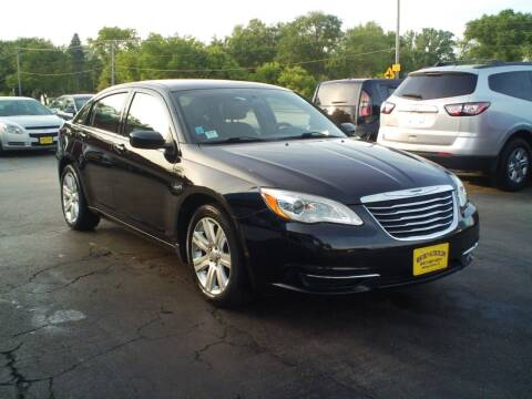 2011 Chrysler 200 for sale at BestBuyAutoLtd in Spring Grove IL