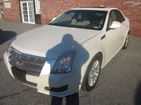 2011 Cadillac CTS for sale at Tewksbury Used Cars in Tewksbury MA
