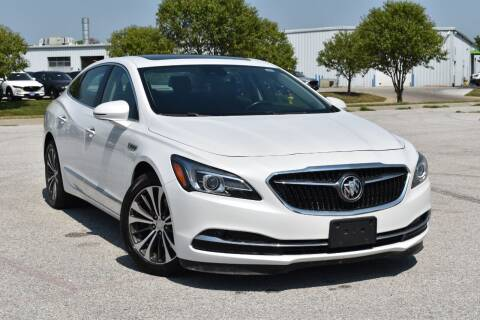 2017 Buick LaCrosse for sale at Big O Auto LLC in Omaha NE