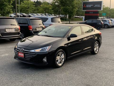 2019 Hyundai Elantra for sale at Midstate Auto Group in Auburn MA
