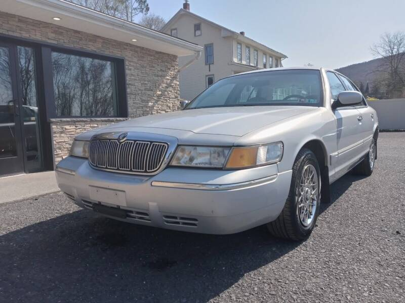 1998 Mercury Grand Marquis for sale at PMC GARAGE in Dauphin PA