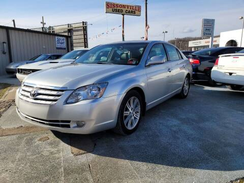 2006 Toyota Avalon for sale at Sissonville Used Cars in Charleston WV