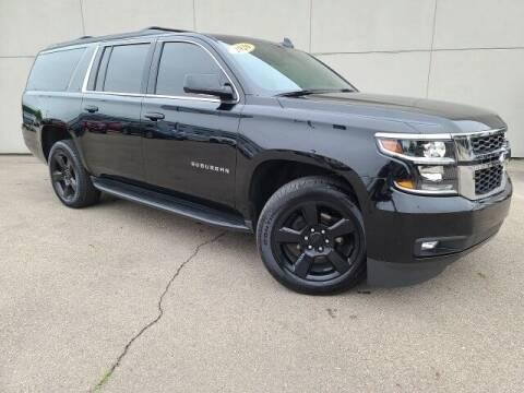 2020 Chevrolet Suburban for sale at WHITE-ALLEN CHEVROLET in Dayton OH