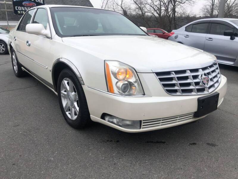 2008 Cadillac DTS for sale at Dracut's Car Connection in Methuen MA