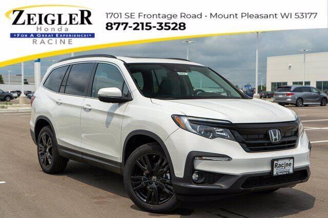 2021 Honda Pilot for sale in Mount Pleasant, WI