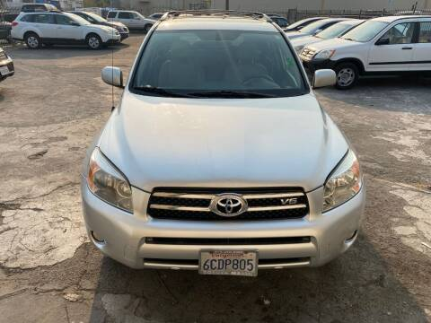2008 Toyota RAV4 for sale at 101 Auto Sales in Sacramento CA