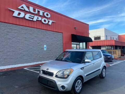 2013 Kia Soul for sale at Auto Depot - Madison in Madison TN