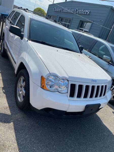 2009 Jeep Grand Cherokee for sale at Bob Luongo's Auto Sales in Fall River MA