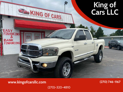2008 Dodge Ram Pickup 1500 for sale at King of Cars LLC in Bowling Green KY