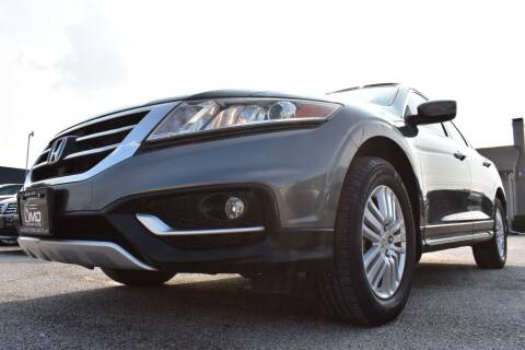 2013 Honda Crosstour for sale at IMD Motors in Richardson TX