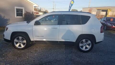 2014 Jeep Compass for sale at Dick Smith Auto Sales in Augusta GA