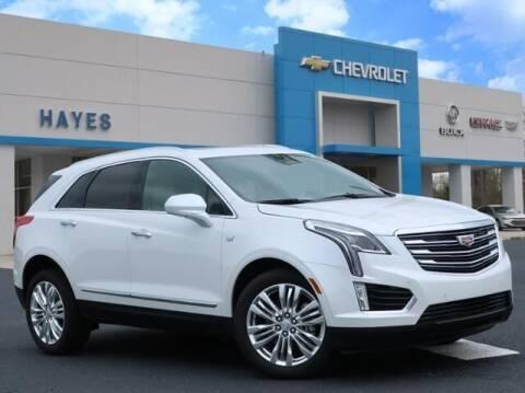 2018 Cadillac XT5 for sale at HAYES CHEVROLET Buick GMC Cadillac Inc in Alto GA