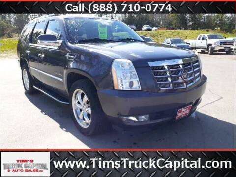 2010 Cadillac Escalade for sale at TTC AUTO OUTLET/TIM'S TRUCK CAPITAL & AUTO SALES INC ANNEX in Epsom NH