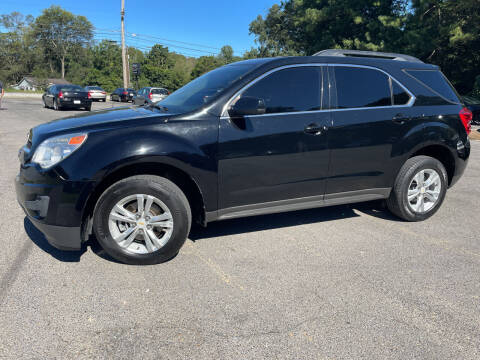 2012 Chevrolet Equinox for sale at Adairsville Auto Mart in Plainville GA