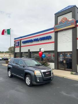 2010 GMC Terrain for sale at Ultimate Auto Deals DBA Hernandez Auto Connection in Fort Wayne IN