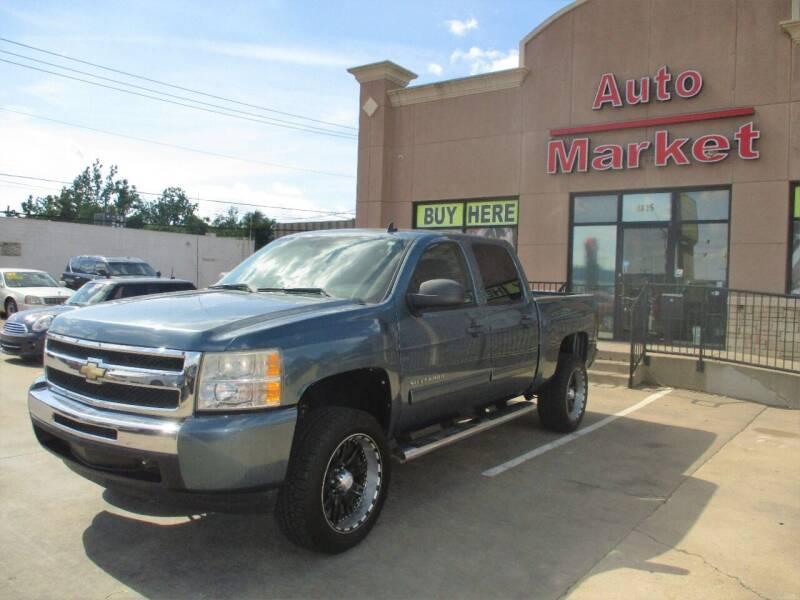 2009 Chevrolet Silverado 1500 for sale at Auto Market in Oklahoma City OK