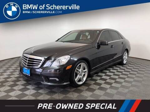 2011 Mercedes-Benz E-Class for sale at BMW of Schererville in Shererville IN