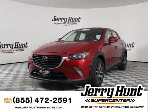 2018 Mazda CX-3 for sale at Jerry Hunt Supercenter in Lexington NC