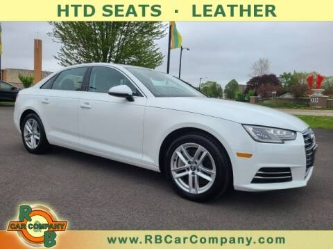 2017 Audi A4 for sale at R & B Car Company in South Bend IN