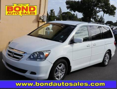 2005 Honda Odyssey for sale at Bond Auto Sales in St Petersburg FL
