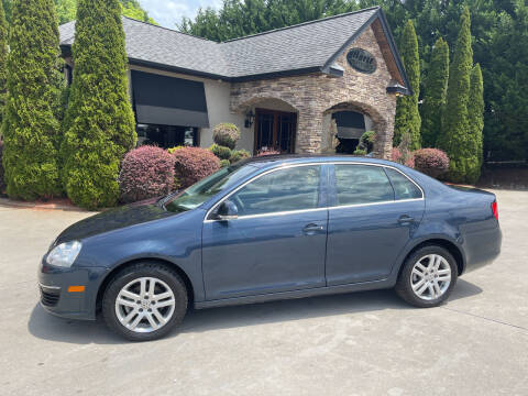2007 Volkswagen Jetta for sale at Hoyle Auto Sales in Taylorsville NC