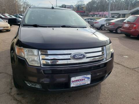 2007 Ford Edge for sale at Gordon Auto Sales LLC in Sioux City IA