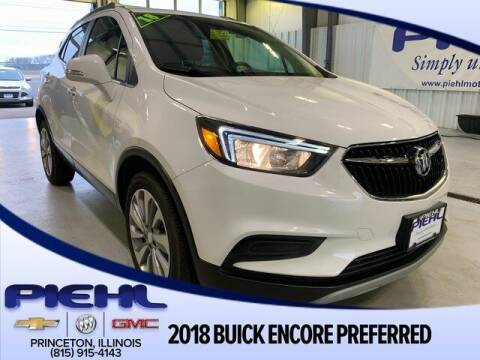 2018 Buick Encore for sale at Piehl Motors - PIEHL Chevrolet Buick Cadillac in Princeton IL
