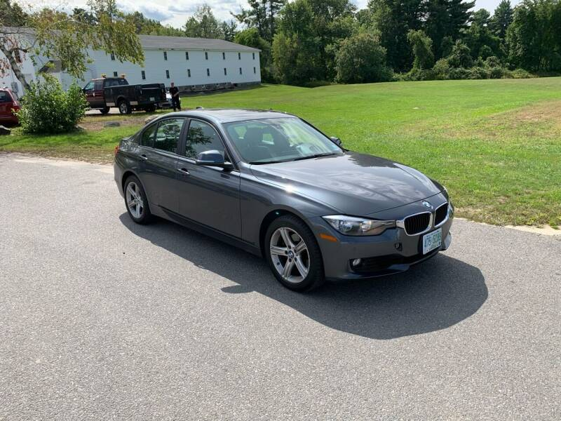 2013 BMW 3 Series for sale at ds motorsports LLC in Hudson NH