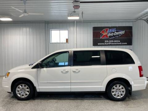2009 Chrysler Town and Country for sale at Karl Pre-Owned - Webster City in Webster City IA