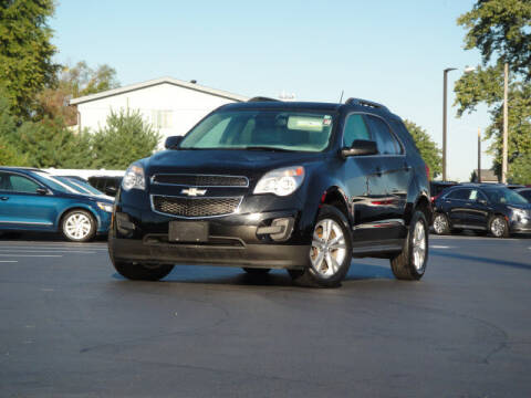 2014 Chevrolet Equinox for sale at Jack Schmitt Chevrolet Wood River in Wood River IL