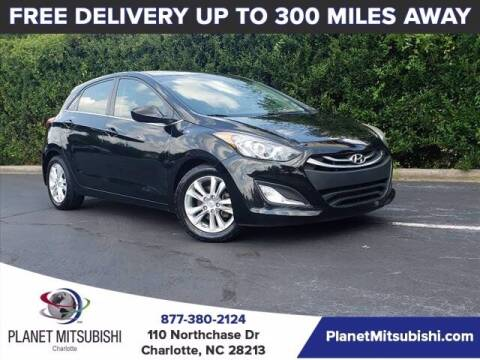 2013 Hyundai Elantra GT for sale at Planet Automotive Group in Charlotte NC