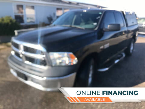 2015 RAM Ram Pickup 1500 for sale at Strait-A-Way Auto Sales LLC in Gaylord MI