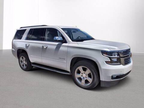 2020 Chevrolet Tahoe for sale at Jimmys Car Deals at Feldman Chevrolet of Livonia in Livonia MI