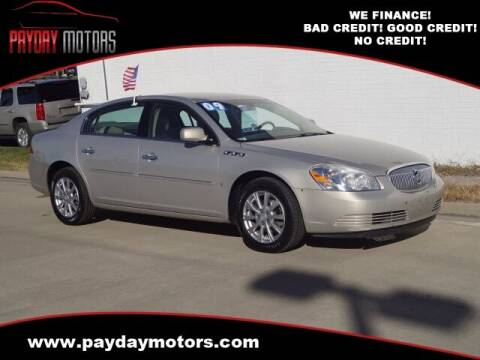 2009 Buick Lucerne for sale at Payday Motors in Wichita And Topeka KS
