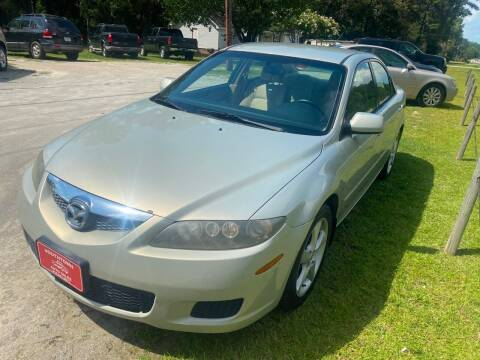 2006 Mazda MAZDA6 for sale at Southtown Auto Sales in Whiteville NC