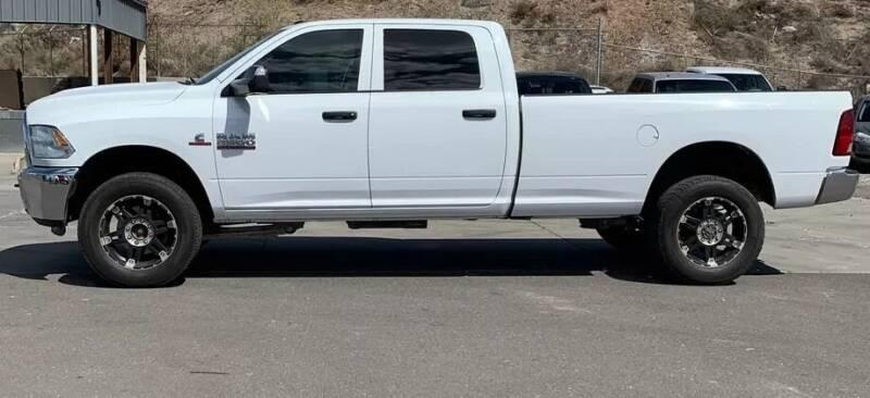 2017 RAM Ram Pickup 2500 for sale at Crossroads Auto Sales LLC in Rossville GA