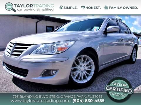 2011 Hyundai Genesis for sale at Taylor Trading in Orange Park FL