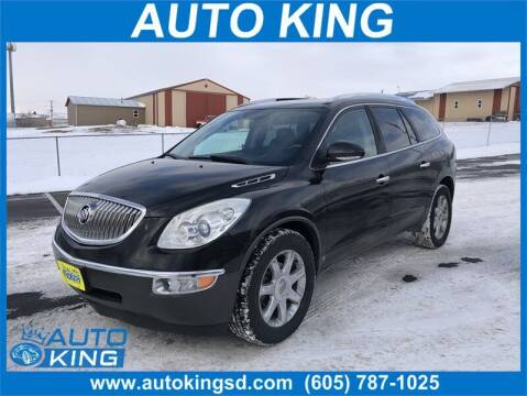 2008 Buick Enclave for sale at Auto King in Rapid City SD