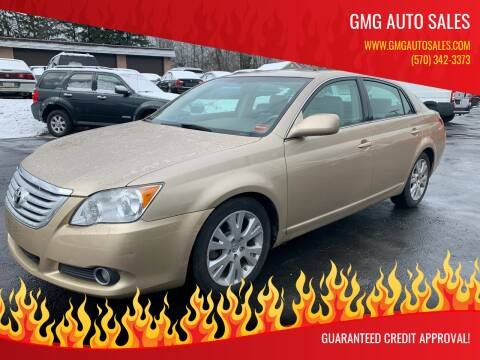 2009 Toyota Avalon for sale at GMG AUTO SALES in Scranton PA