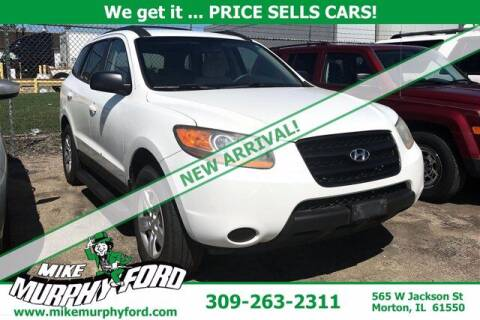 2009 Hyundai Santa Fe for sale at Mike Murphy Ford in Morton IL
