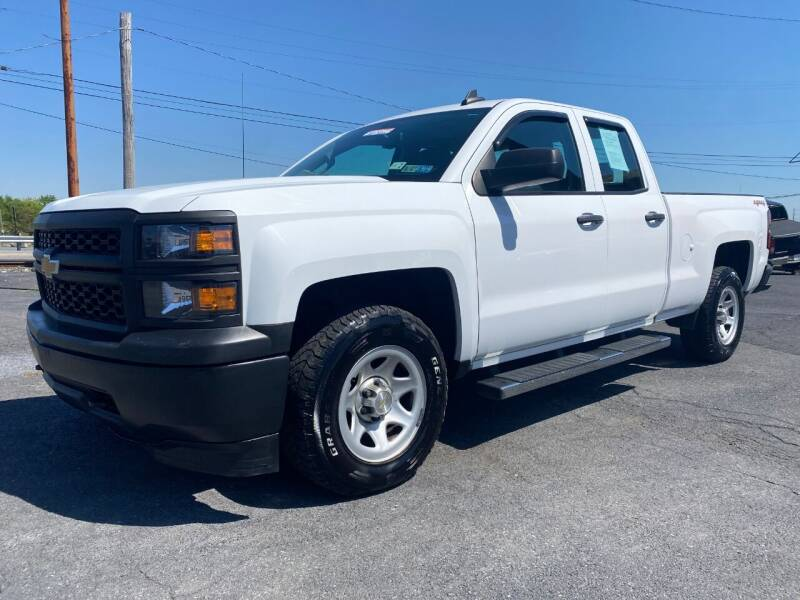 2015 Chevrolet Silverado 1500 for sale at Clear Choice Auto Sales in Mechanicsburg PA