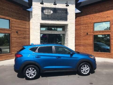 2019 Hyundai Tucson for sale at Hamilton Motors in Lehi UT